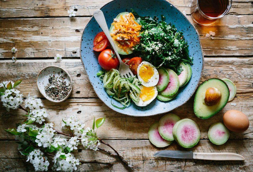 Comer conscientemente