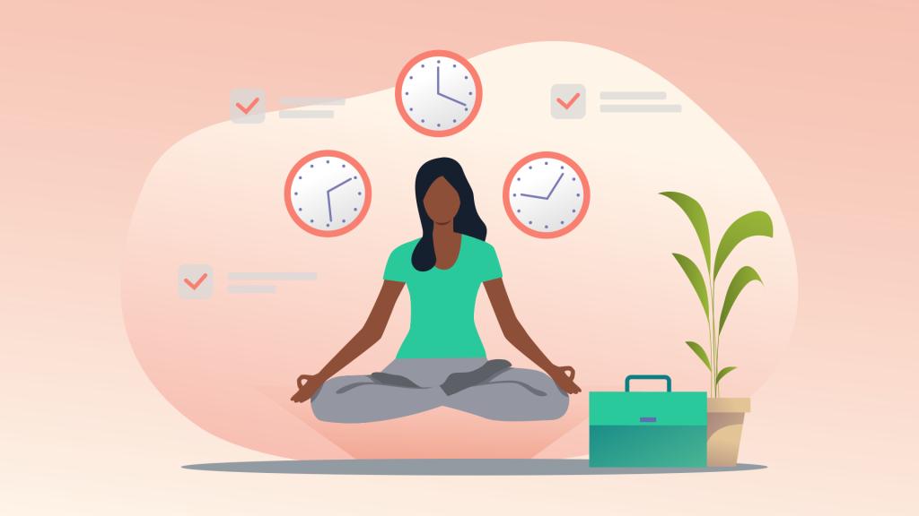Meditacion para el estres laboral