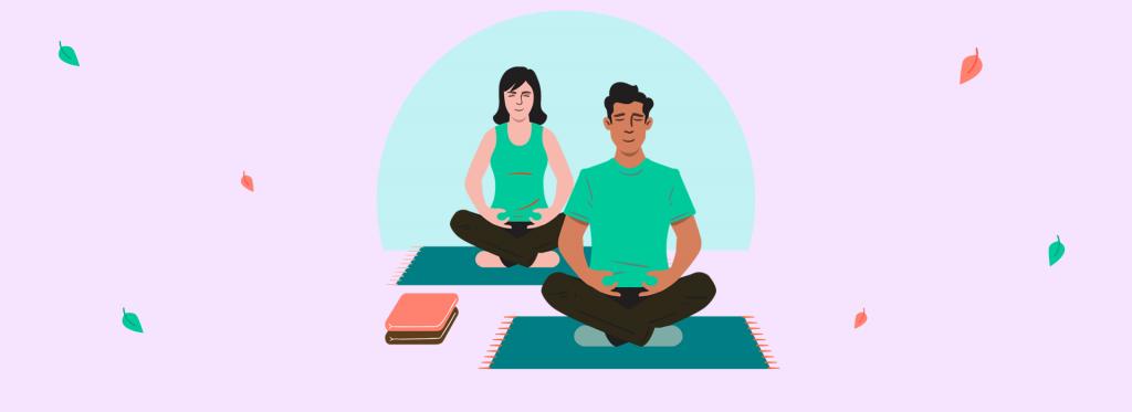 Meditar en tiempos dificiles