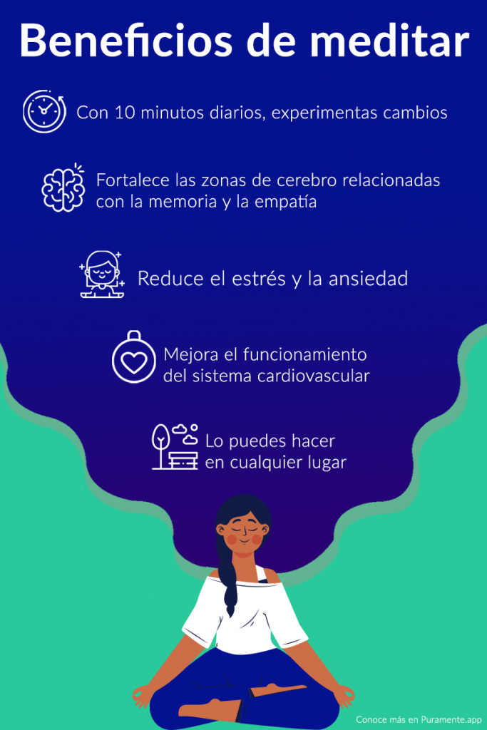 Como meditar beneficios
