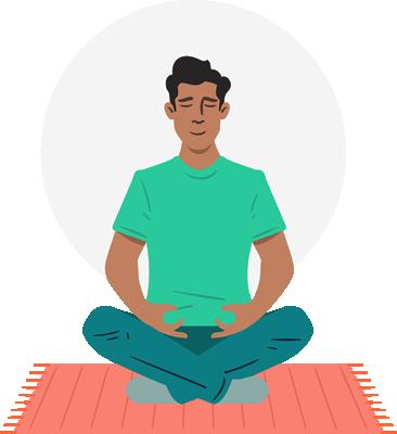 Todos los empleados de la empresa acceden a un beneficio laboral exclusivo: una cuenta en Pura Mente Premium para guiarlos en su ruta de meditación.